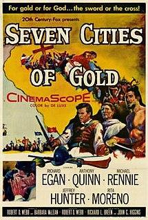 <i>Seven Cities of Gold</i> (film) 1955 film by Robert D. Webb