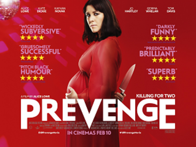 Picture of a movie: Prevenge