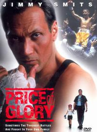 Price of Glory - DVD cover