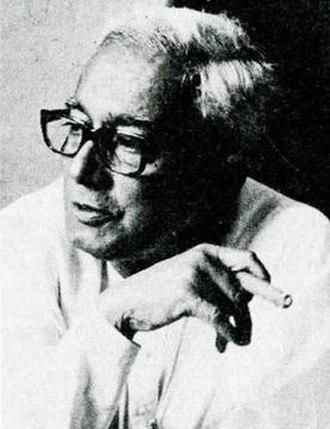 Promode Dasgupta - Dasgupta, c. 1978