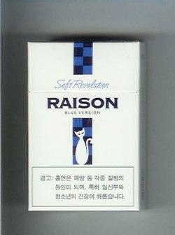 Raison (cigarette) - W...