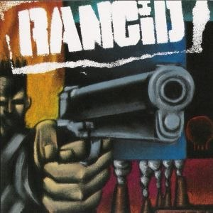 Rancid (1993 album) - Image: Rancid Rancid (1993) cover