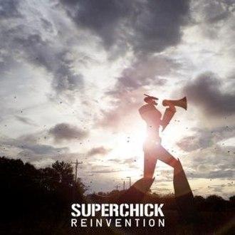 Reinvention (Superchick album) - Image: Reinvention
