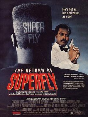 The Return of Superfly - Image: Return of the Superfly