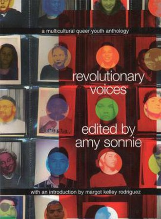 Revolutionary Voices - Image: Revolutionary Voices cover
