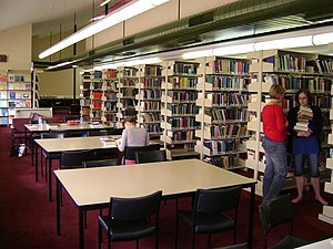 Ridley College (Melbourne) - Leon Morris Library