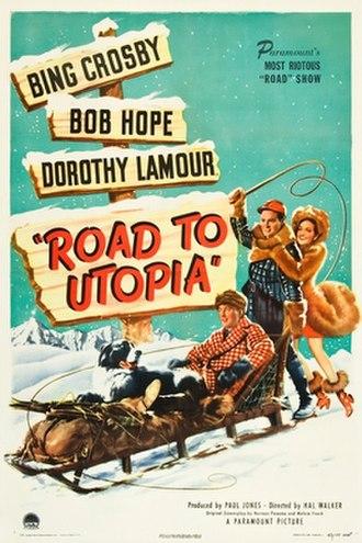 Road to Utopia - Image: Road To Utopia 1946