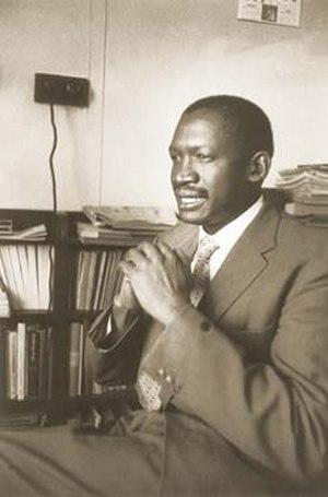 Robert Sobukwe - Image: Robert Sobukwe