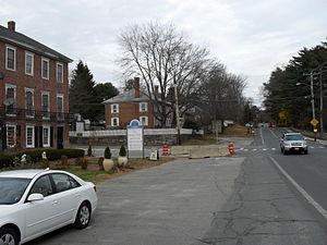 Rogerson's Village Historic District - Image: Rogersons Village 098