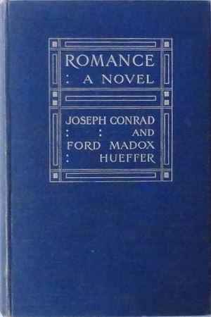 Romance (novel) - First edition (UK)