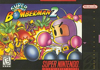 <i>Super Bomberman 2</i>