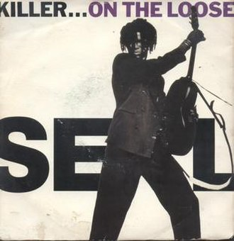 Killer (Adamski song) - Image: Seal killer 1991