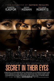 Secret in Their Eyes full movie (2015)