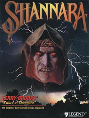 Shannara (video game) - Image: Shannara Coverart