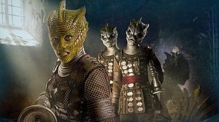 Silurian (<i>Doctor Who</i>) fictional alien race