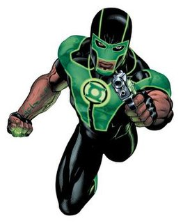 Simon Baz Fictional comic book superhero appearing in books published by DC Comics
