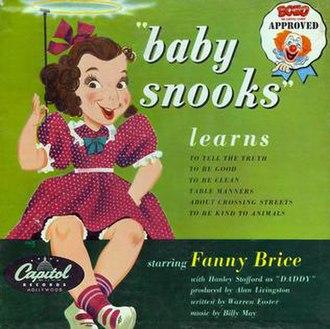 The Baby Snooks Show - BabySnooks recording