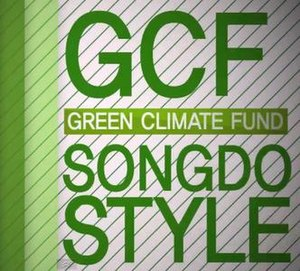 Gangnam Style - GCF Songdo Style