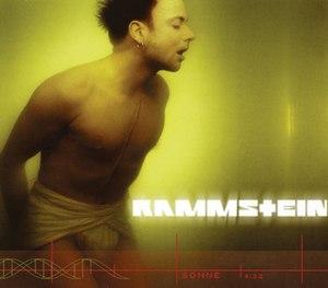 Sonne (Rammstein song) - Image: Sonnesingle