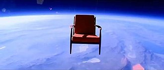 Space Chair - a frame from Space Chair