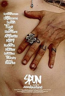 2002 crime film directed by Jonas Åkerlund