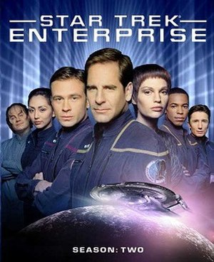 Star Trek: Enterprise (season 2) - Image: Star Trek Enterprise Season 2