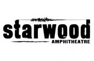 Starwood Amphitheatre former outdoor concert venue in Nashville, Tennessee , United States of America