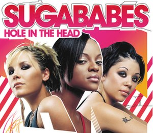 Hole in the Head - Image: Sugababes hole