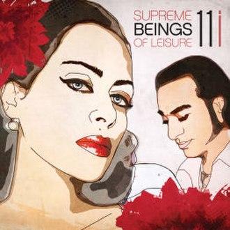 11i (album) - Image: Supreme Beings of Leisure 11i