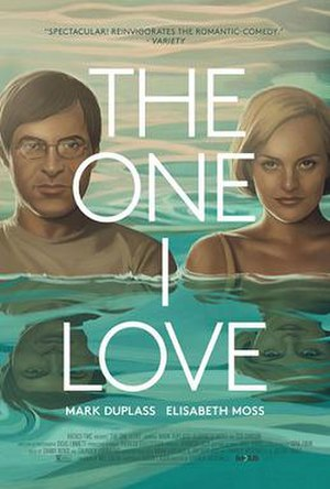 The One I Love (film) - Theatrical release poster