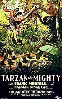 <i>Tarzan the Mighty</i> 1928 film