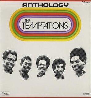 <i>Anthology</i> (The Temptations album) 1973 greatest hits album by The Temptations