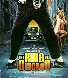 <i>The King of Chicago</i> 1987 video game