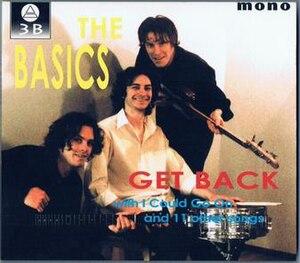 Get Back (Basics album) - Image: The Basics Get Back (2003) original cover
