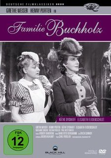 <i>The Buchholz Family</i> 1944 film by Carl Froelich