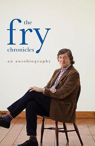 The Fry Chronicles - Image: The Fry Chronicles An Autobiography