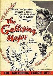 <i>The Galloping Major</i> (film) 1951 film by Henry Cornelius