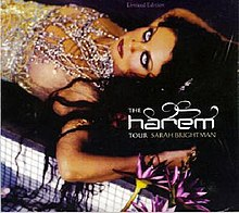 The Harem Tour Exclusive CD.JPG
