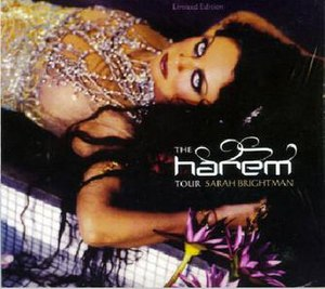 The Harem Tour - Image: The Harem Tour Exclusive CD