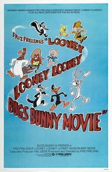 The Looney Looney Looney Bugs Bunny Movie Wikipedia