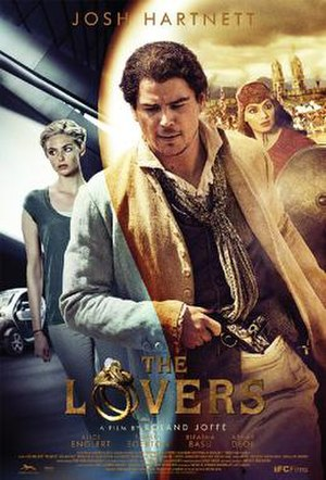 The Lovers (2013 film) - Theatrical release poster