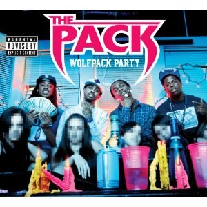 Wolfpack Party - Image: The Pack Wolfpack Party cover