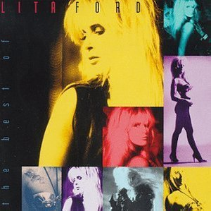 The Best of Lita Ford - Image: The best of lita ford cover