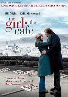 <i>The Girl in the Café</i>