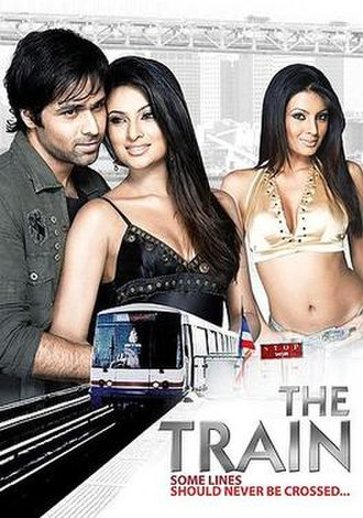The Train (2007 film) - Movie poster