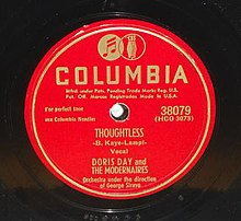 Thoughtless (Doris Day song).jpg
