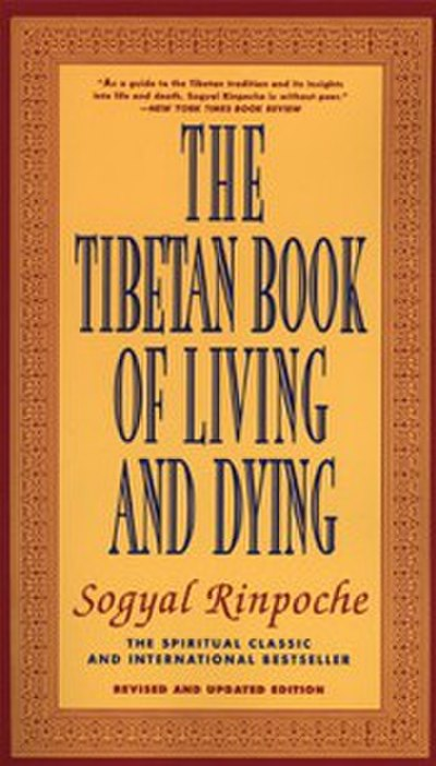 Picture of a book: The Tibetan Book Of Living And Dying