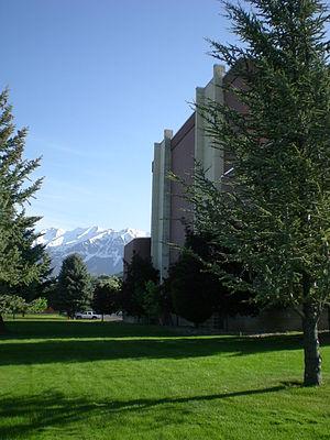 Timpview High School - Auditorium