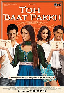 Hit movie Toh Baat Pakki! by Saye on songs download at Pagalworld