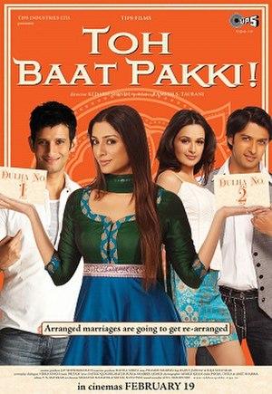 Toh Baat Pakki 2015 Hindi Movie Download Kickass